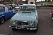 Fredag - En svensk bil, det er en Renault 4 R 1124 Super fra 1963 med en motor på 33hk