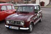 Fredag - Men så har vi en norsk bil, det er en Renault 4 fra 1983