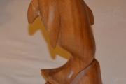 Delfin i tre