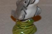 Liten Delfin i keramikk