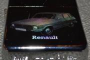 Bensinligther Gravur Renault Auto Modelle