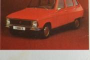 Renault 6 kort