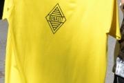 Renault T-skjorten fra Finland, trykk på begge sider. Dette er bak