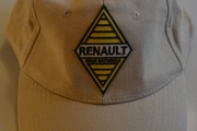 Renault caps