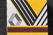 Renault fyrstikkeske - framside