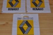 Gamle Renault plastposer