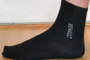 Renault sokker sorte