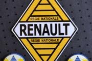 Samlebilde Renault skilt