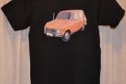 T-Shirt med Renault 6