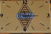 Veggklokke Renault